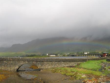 rainbow ahoy
